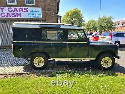 Land Rover Series 3 109Station Wagon