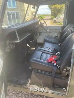 Land Rover Series 3 109 1973 Diesel
