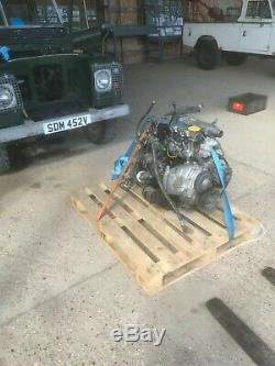 Land Rover Series 3, 109, 6 Cyl to 200Tdi conversion Project