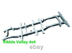 Land Rover Series 3 109 Galvanised Chassis Station Wagon Brand New In Stock Now