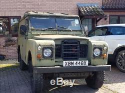Land Rover Series 3 109 LWB Hard Top