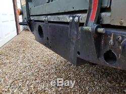 Land Rover Series 3 109 Soft Top 2.25