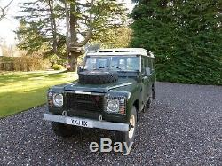 Land Rover Series 3 109 Stage 1 V8