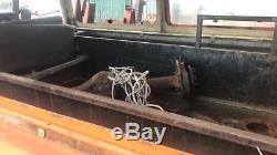 Land Rover Series 3 109 diesel ex MOD BARN FIND