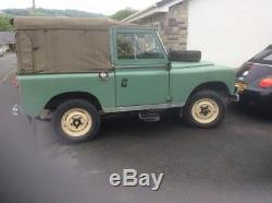 Land Rover Series 3 (1974)