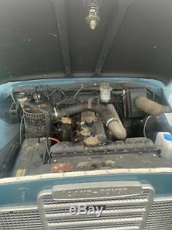 Land Rover Series 3 1974 2.25 Diesel