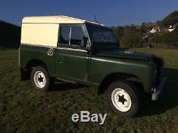 Land Rover Series 3 1977 2.25ltr Petrol SWB