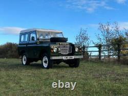Land Rover Series 3 1979 88 Hard Top
