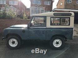 Land Rover Series 3 1980 Petrol. REDUCED