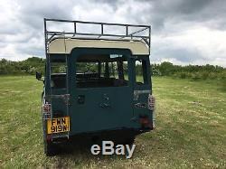 Land Rover Series 3 1980 Safari 109 5 Door Station Wagon 2.25 Diesel + Roof Rack