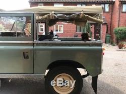 Land Rover Series 3 1981