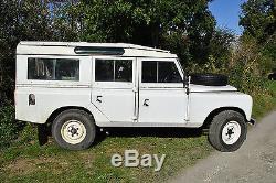 Land Rover Series 3 1983 109 Safari Station Wagon