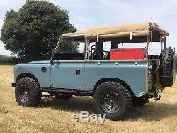 Land Rover Series 3 2.25 Petrol, Years MOT, Winch, 4x4 Off Roader, Classic Landy