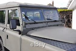 Land Rover Series 3, 2.25 petrol fully rebuilt