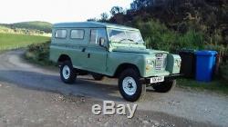 Land Rover Series 3, 2.3 diesel