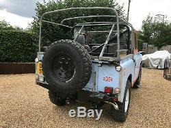 Land Rover Series 3 3.9 EFI V8