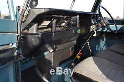 Land Rover Series 3 88 1983 Hardtop Ex Factory Petrol 83,000 Miles