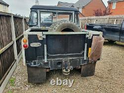 Land Rover Series 3 88 2.25 Diesel. Brand new chassis. V5