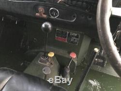 Land Rover Series 3 88 2.25 Ltr Petrol 1972