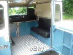 Land Rover Series 3 88 (Marine Blue Limestone)