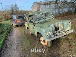 Land Rover Series 3 88 SWB orignal v5 from 1988