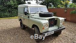 Land Rover Series 3 Classic