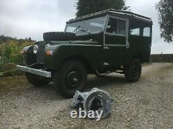 Land Rover Series 3 Complete Reconditioned Gearbox & Transferbox