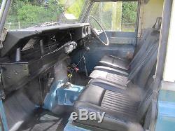 Land Rover Series 3 Diesel Long Mot Very Original. For Sale (1976) Tax free soon