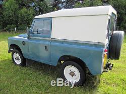 Land Rover Series 3 Diesel Long Mot Very Original. REDUCED (1976) Tax free soon