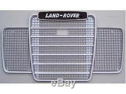 Land Rover Series 3 Front Radiator Grille New Plastic Front Grille 346346