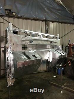 Land Rover Series 3 Galvanised Bulkhead