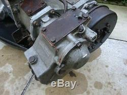 Land Rover Series 3 Gearbox and Toro Overdrive Suffix D Factory Rebuilt