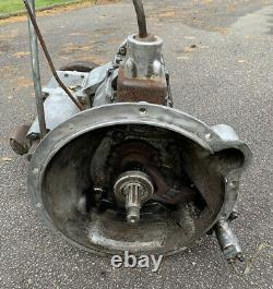 Land Rover Series 3 Gearbox and Transfer Box