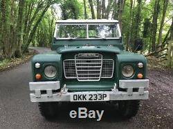 Land Rover Series 3 III 88