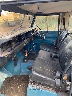 Land Rover Series 3 III Diesel 1980