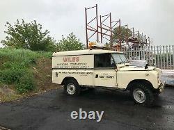 Land Rover Series 3 LWB 1976