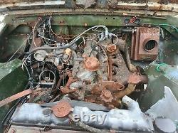 Land Rover Series 3 LWB 6 Cylinder Petrol Mostly Complete Project