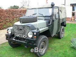 Land Rover Series 3 Lightweight 88'' Half Ton