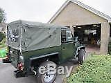 Land Rover Series 3 Lightweight Airportable
