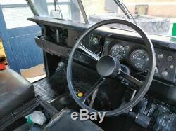 Land Rover Series 3 MOD 109 LWB 200TDI TAX&MOT&ULEZ exempt