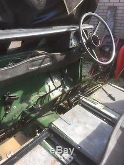 Land Rover Series 3 Project