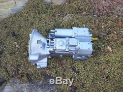 Land Rover Series 3 Reconditioned Gearbox & Trans Box Exchange
