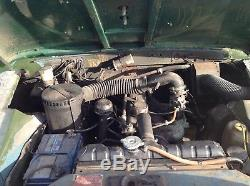 Land Rover Series 3 SWB 1977 2.3 Petrol- fabulous condition