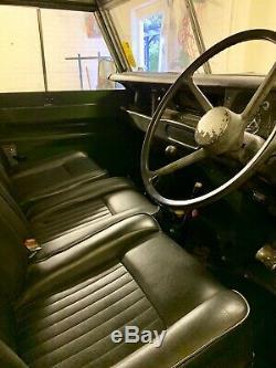 Land Rover Series 3, SWB 1978, petrol 2286