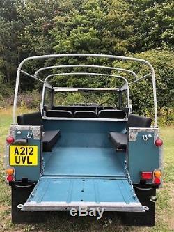Land Rover Series 3 SWB 1984 12 months MOT