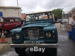 Land Rover Series 3 SWB 1984 Diesel