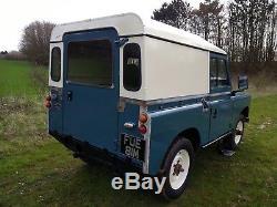 Land Rover Series 3 SWB 88 11 months MOT 1973 Historic Vehicle