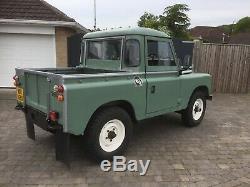 Land Rover Series 3 SWB 88 Pickup