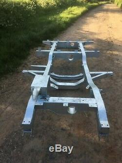 Land Rover Series 3 SWB Galvanized Chassis (Richards Chassis)