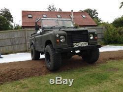 Land Rover Series 3 V8 3,500cc